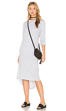Relax Dress in Grey Marle