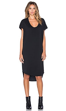 Assembly Label Distance Dress in Black