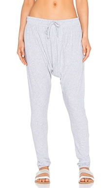 Studio Pant in Grey Marle
