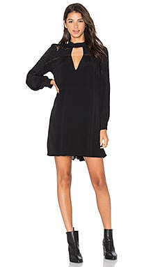 ASTR Dee Dee Dress in Black
