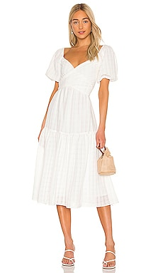 ROBE MI-LONGUE SONNET ASTR the Label $148 BEST SELLER