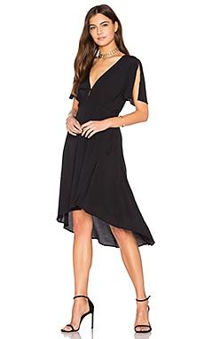 Купить Платье adeline - ASTR черного цвета