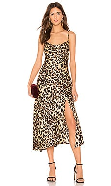ROBE COWL STRAPPY ASTR the Label $98
