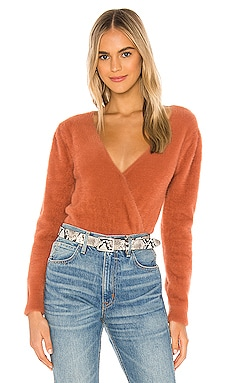 PULL DRAPÉ SHERESA ASTR the Label $54 (SOLDES ULTIMES)