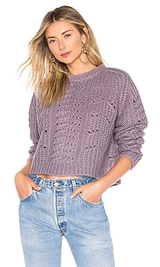 Georgia Sweater In Lilac ASTR the Label $59