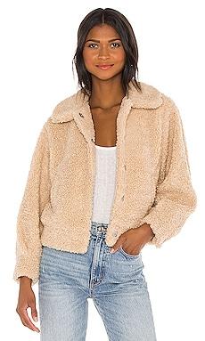 Marjorie Faux Fur Jacket ASTR the Label $168