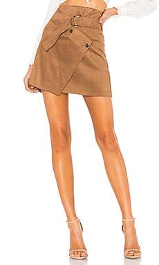 Dionne Skirt In Caramel ASTR the Label $69