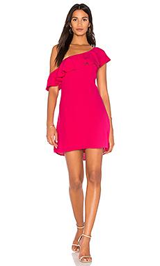 Платье marisol - ASTR, Прямое и свободное, Китай, Розовый  - купить со скидкой