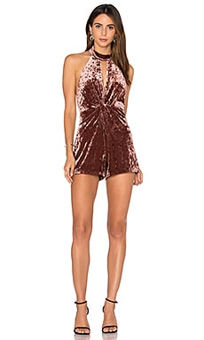Loretta Romper in Sugar Plum