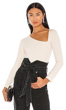 Asymmetric Bodysuit ASTR the Label $74