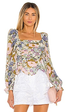 Tonina Top ASTR the Label $98 BEST SELLER