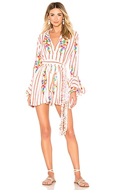 Marita Romper All Things Mochi $131
