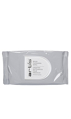 Brush Cleansing Wipes Artis $19