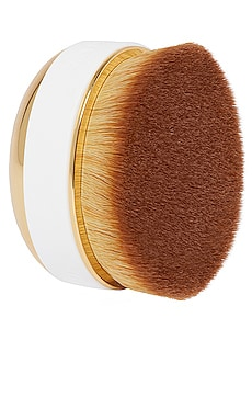 Gold Mini Palm Brush Artis $60