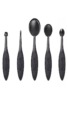 Black Elite 5 Brush Set Artis $185