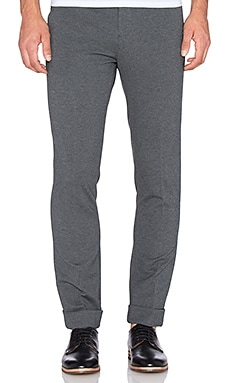 ATM Anthony Thomas Melillo Stretch Pant in Charcoal Heather