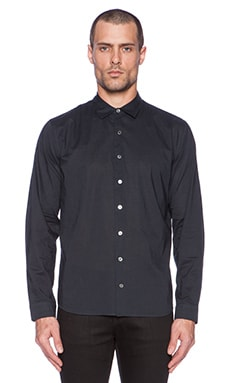 ATM Anthony Thomas Melillo Dress Shirt in Navy