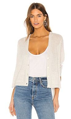 Cashmere Deep V Cardigan ATM Anthony Thomas Melillo $395