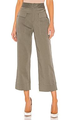 Cotton Satin Pants ATM Anthony Thomas Melillo $325