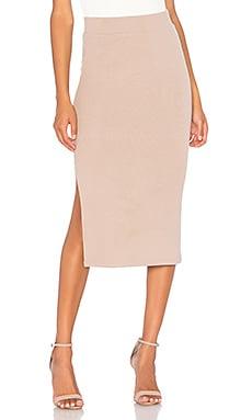 Modal Rib Skirt