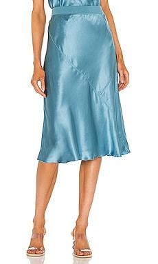 Silk Pull On Skirt ATM Anthony Thomas Melillo $295