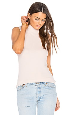 Sleeveless mock neck top - ATM Anthony Thomas Melillo