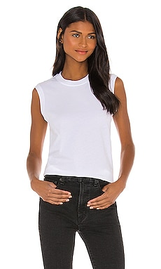 Classic Jersey Sleeveless Muscle Tee ATM Anthony Thomas Melillo $68