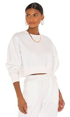 x Rozalia Cropped Sweatshirt Atoir $130