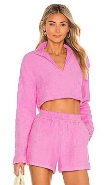 The Nikko Crop Sweatshirt Atoir $154