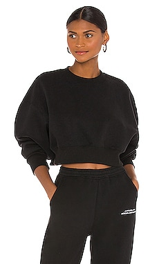 x Rozalia Cropped Sweatshirt Atoir $130