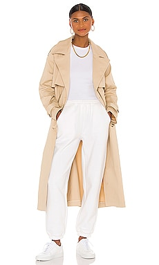 x Rozalia Trench Atoir $381 BEST SELLER