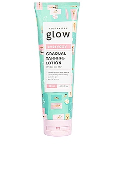 Everyday Gradual Tanning Lotion Australian Glow $20