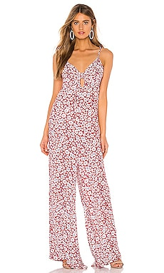 Mila Palms Jumpsuit AUGUSTE $88 (FINAL SALE)