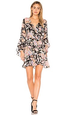 Платье с запахом new romance - AUGUSTE