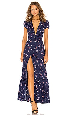 Desert Dandelion Grace Maxi Dress AUGUSTE $185 NEW ARRIVAL