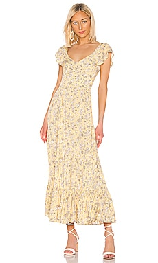Olsen Bella Maxi Dress AUGUSTE $185