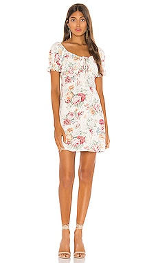 Reverie June Mini Dress AUGUSTE $64