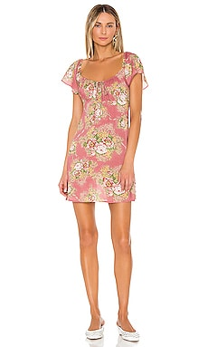 Bonnie Beachside Mini Dress AUGUSTE $66