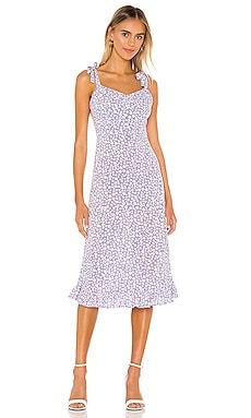 Dean Gia Midi Dress AUGUSTE $169
