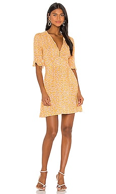 X REVOLVE Dean Mimi Mini Dress AUGUSTE $87