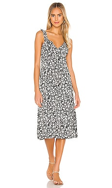 Cole Love Midi Dress AUGUSTE $169 BEST SELLER