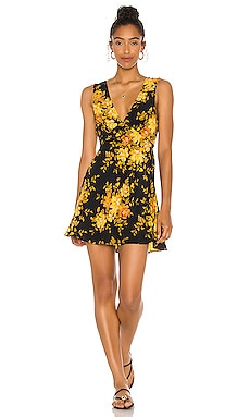 Devon Lara Mini Dress AUGUSTE $139 BEST SELLER