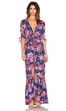 AUGUSTE Roamer Maxi Dress in Sweet Magnolia