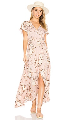 Valentine Muse Maxi Dress