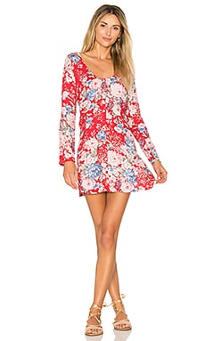 Alice Sleeved Play Dress Francis Floral