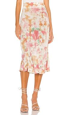 Lumi Keepsake Midi Skirt AUGUSTE $139