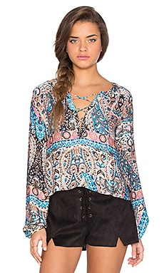 Gypset Top in Nirvana
