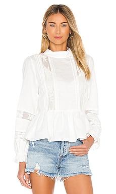 Mara Long Sleeve Blouse AUGUSTE $105