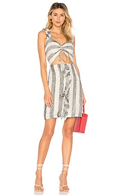 Viajera Dress AZULU $38 (FINAL SALE)