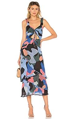 Платье gitana - AZULU